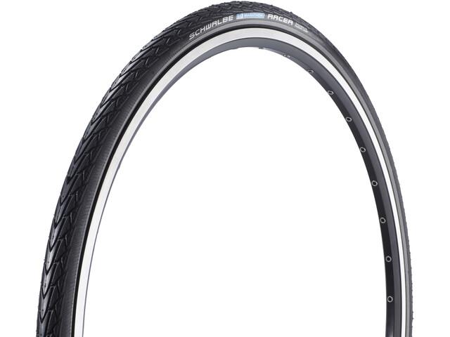 """SCHWALBE Marathon Racer Tyre Performance 28"""" Lite, wire bead Reflex"""